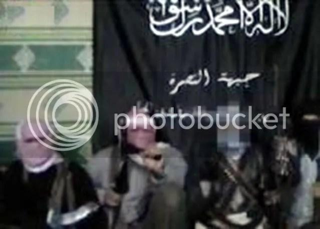 obscure Islamist group, al-Nusra