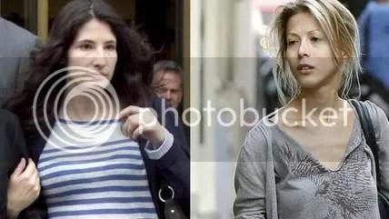 Camille Strauss-Kahn/Tristane Banon