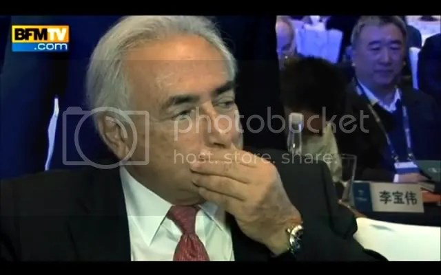Dominique Strauss-Kahn March 2012