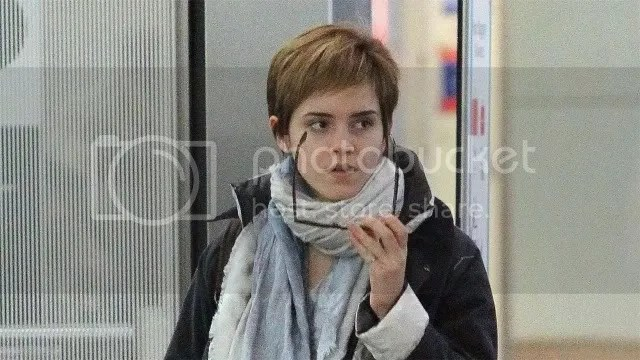Emma Watson, Cannes 2011, heathrow