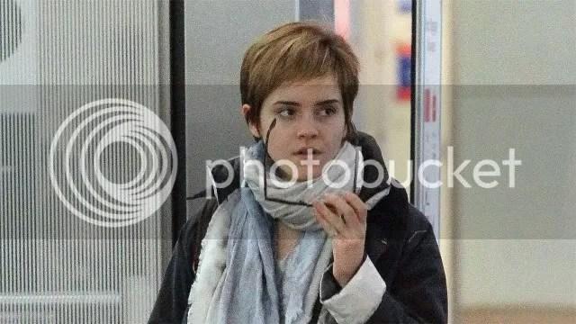 Emma Watson, Cannes 2011, heathrow