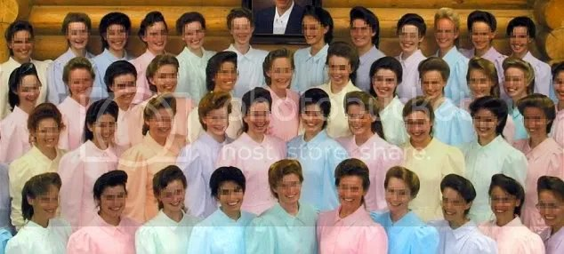 Some wives of Warren Jeffs