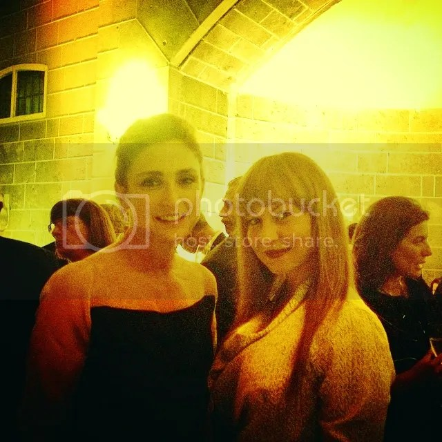 Julie Gayet at Beirut Film Festival