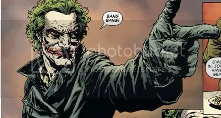 The Joker by Brian Azzarello and Lee Bermejo
