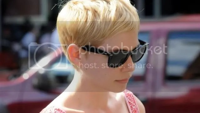 Michelle Williams July 15 2011 nyc