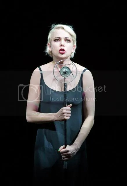 sally bowles/michelle williams