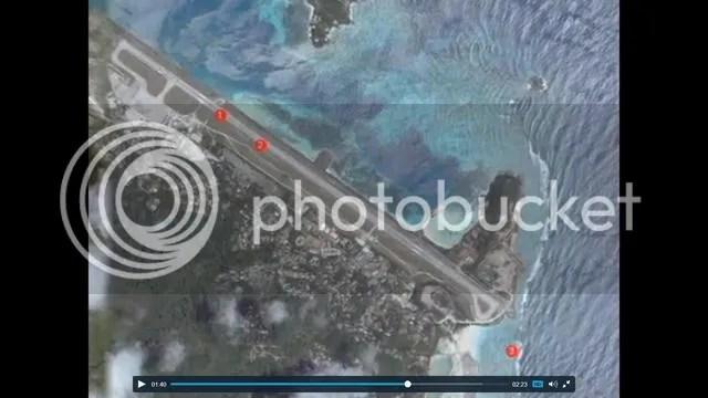 Seychelles drone base in September 2011
