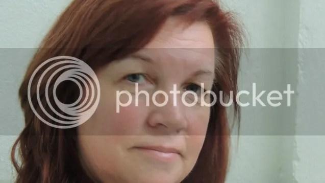 Cynthia Vanier in custody in Chetumal, Mexico