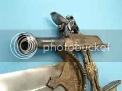 Gun Katar - Flintlock Pistol Barrel