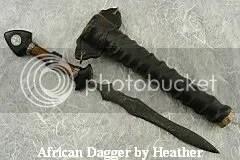 African Dagger