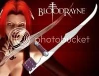 Bloodraynes Blades