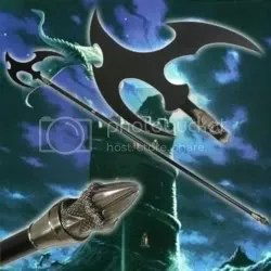 Midnight Dragon Blade