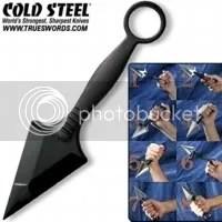 Cold Steel kunai