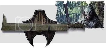 Dark Sword Of the Uruk-Hai