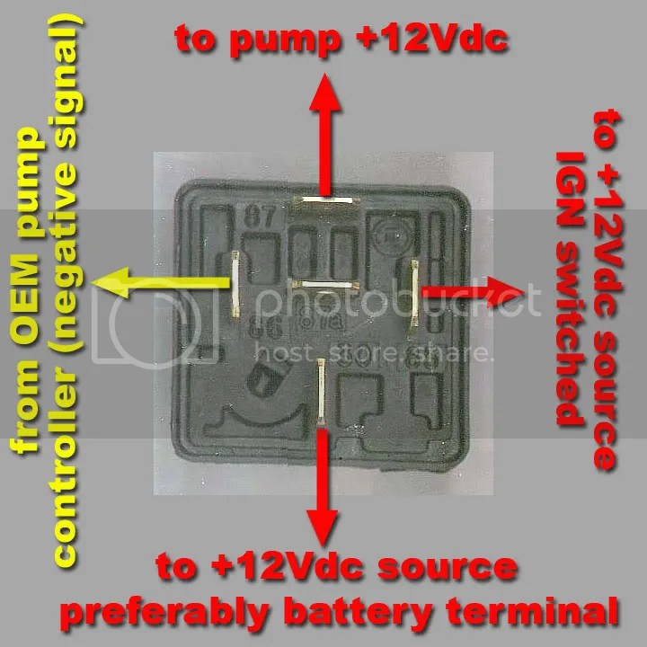 Here Is The Wiring Diagram From My Stereo I Used The Middle