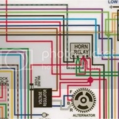 Horn Wiring Diagram With Relay 96 Cherokee 1966 Chevelle Help Tech Originally Posted By Dean View Post