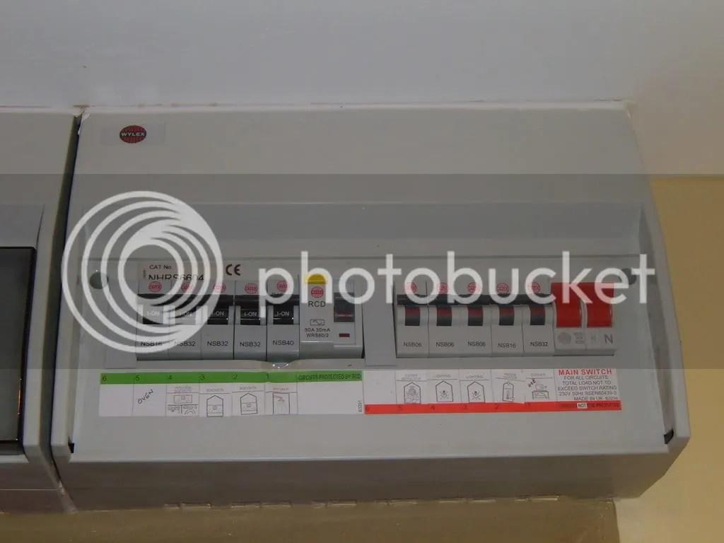 Mcb Fuse Box