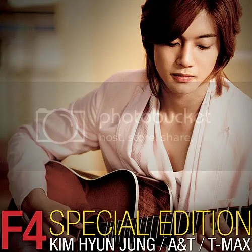 F4 Special Edition Cover