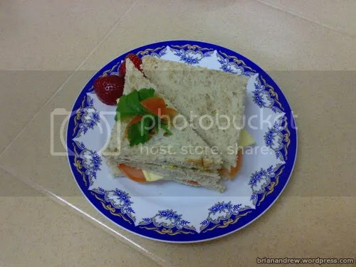 USM Club Sandwich