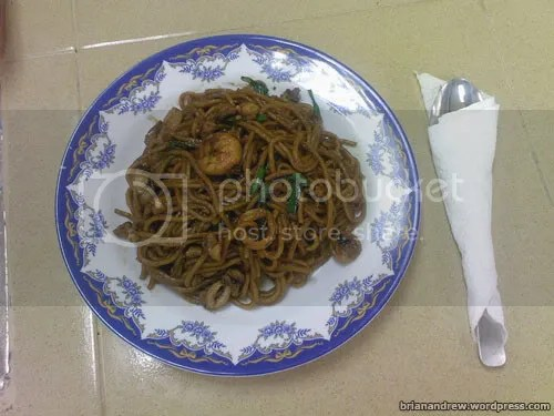 Wet Fried Noodle