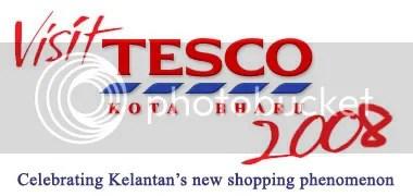 Tesco Kota Bharu