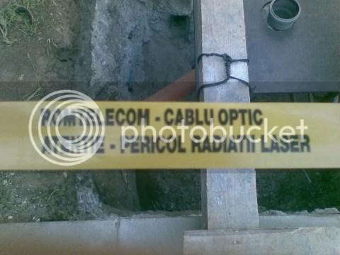radiatii laser romtelecm
