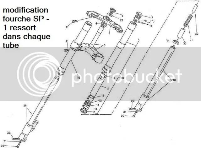 CAGIVA MITO 125 : Cagiva Mito 125 SP / RACING sport production