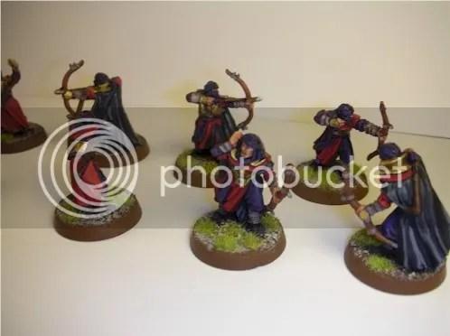 Harad Warriors w/Bow