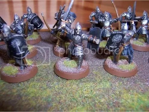 Minas Tirith Warriors