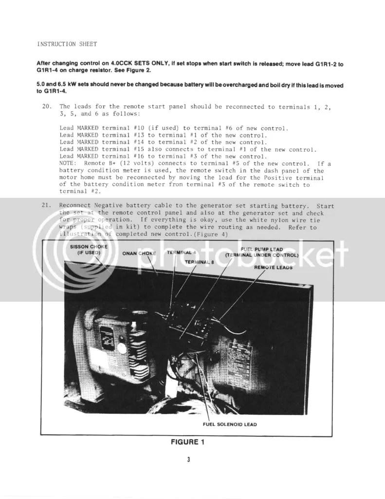 medium resolution of  onan cck 300 c859 board conversion to relays smokstak on onan generator parts diagrams onan cck wiring