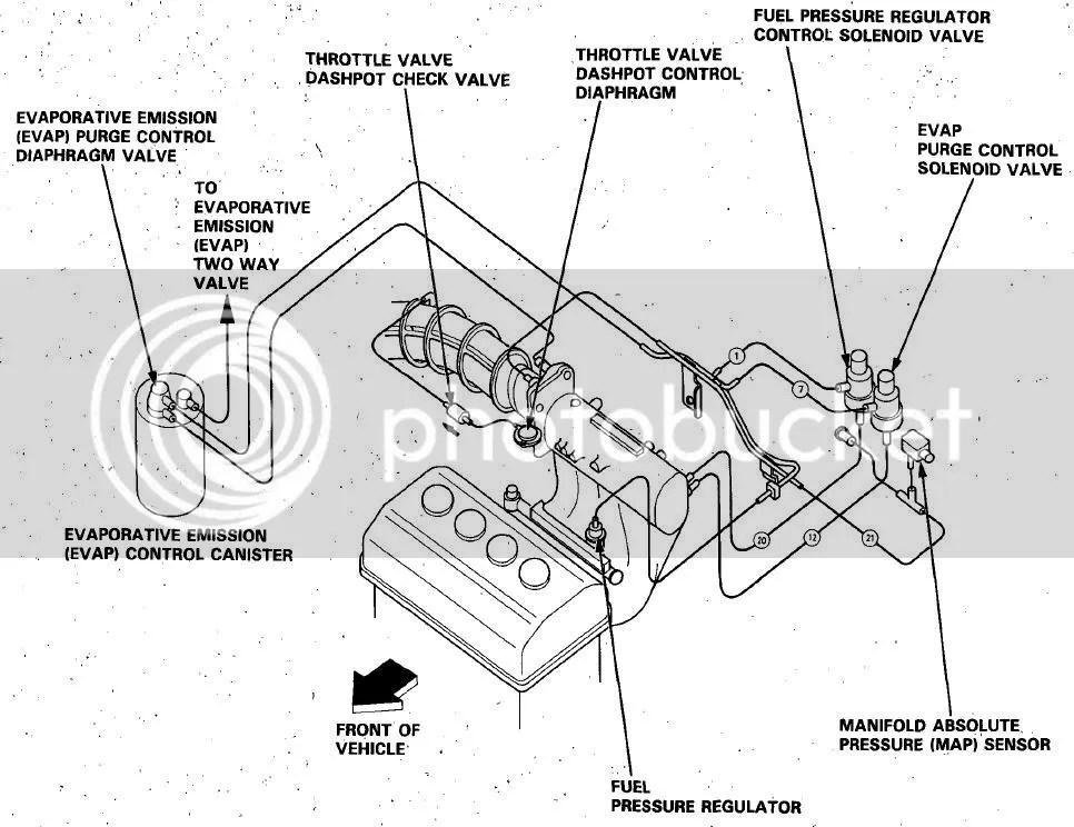 1995 Honda Civic Tow Hook Diagram
