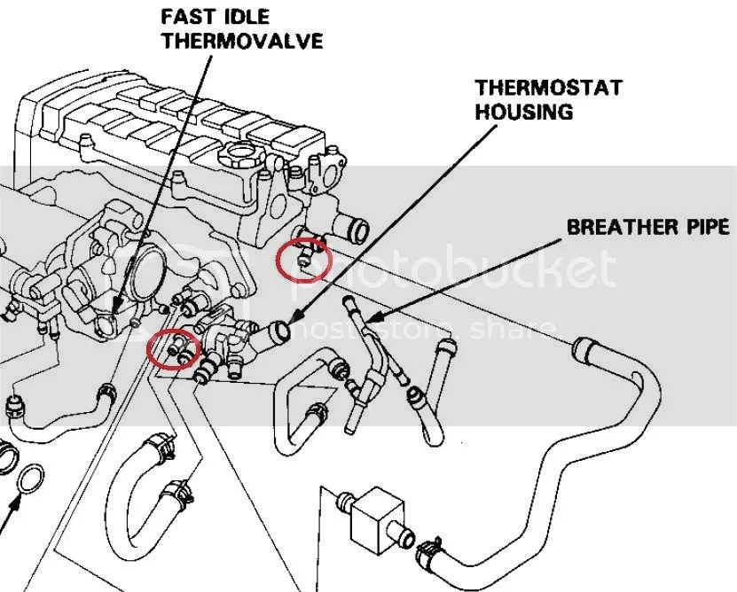 2001 Jetta Engine Diagram Breather Assy