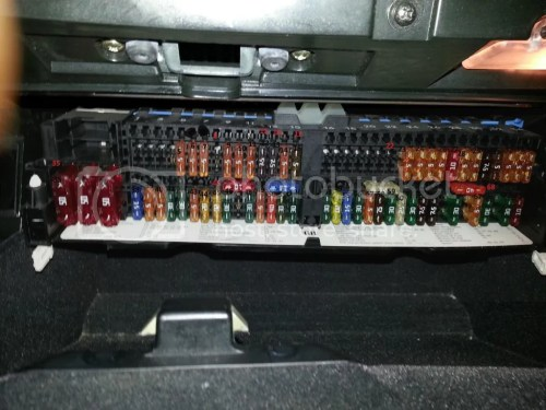 small resolution of 2004 bmw 330ci fuse box location