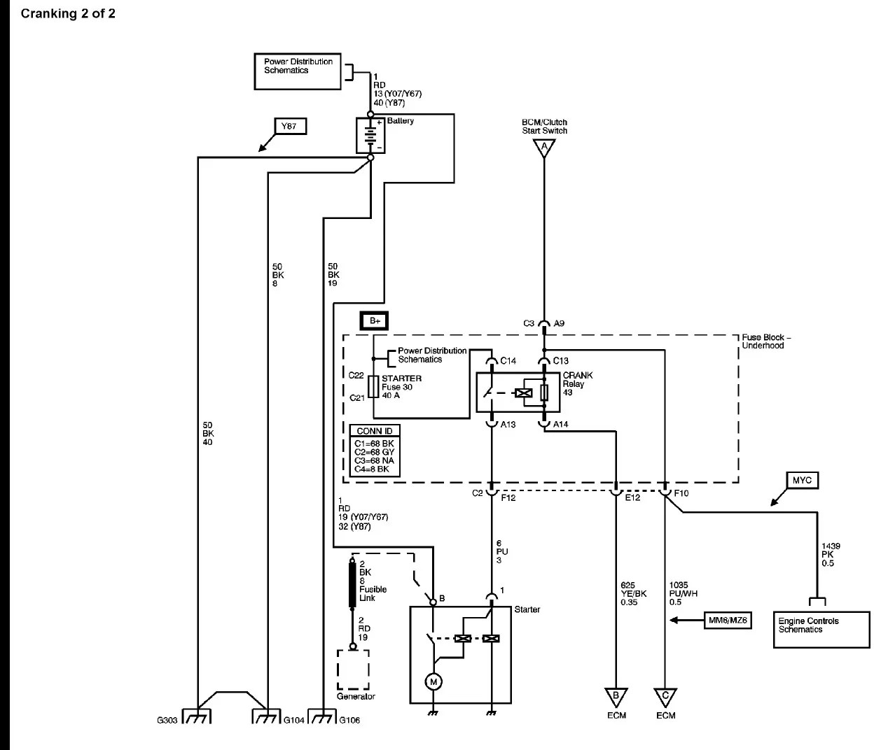 Z06 Charging Circuit Diagram Please