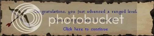 Nightgunner5 gets level 69 ranged!