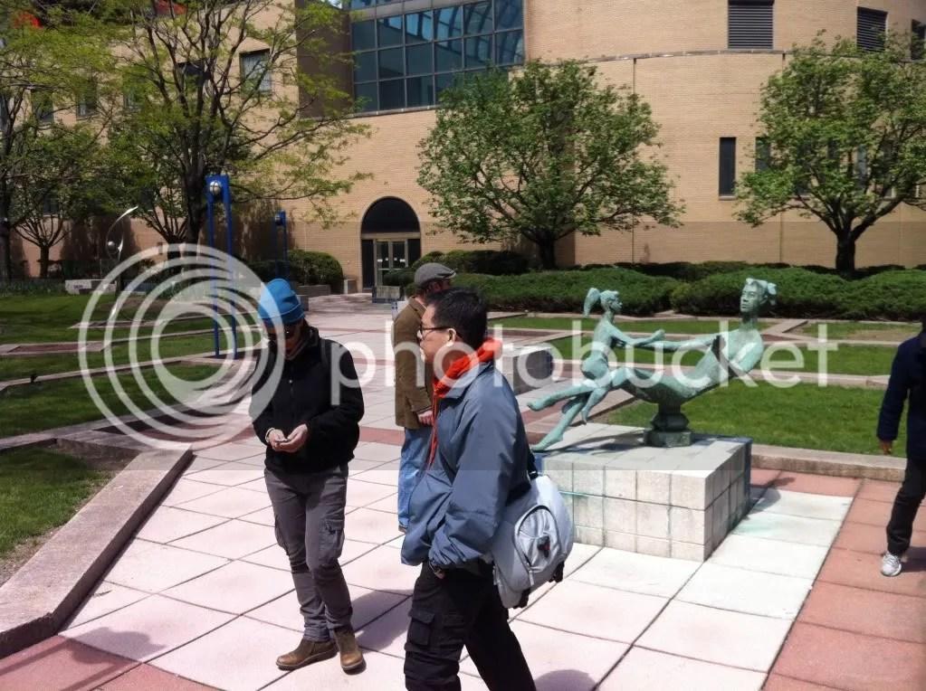 Fordham Univ, Lincoln Campus