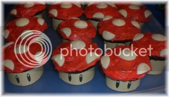 Party Time Super Mario Bros Aimee Austin Designs