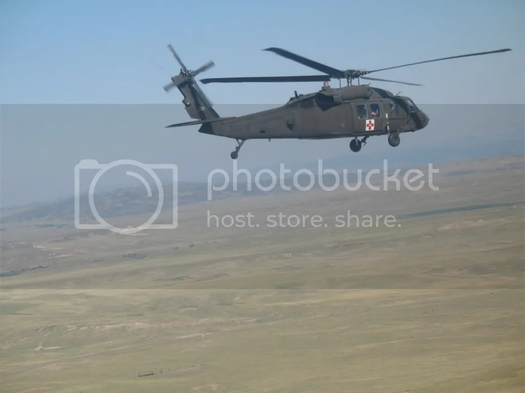 The other helicopter
