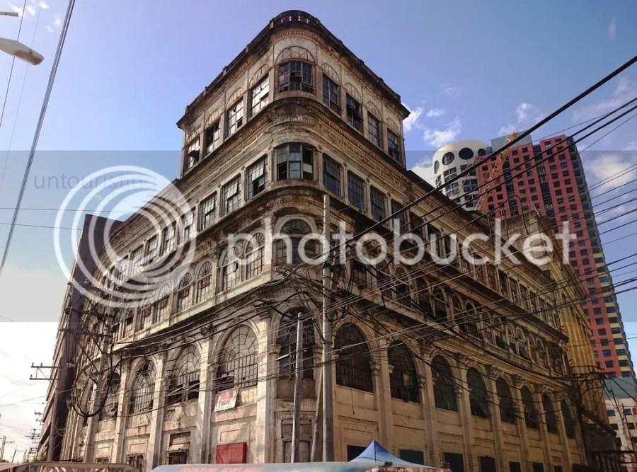 El Hogar Filipino Building