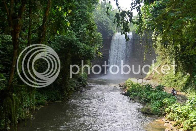 Falls No. 1, Lake Sebu