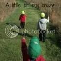 A little bit boy crazy