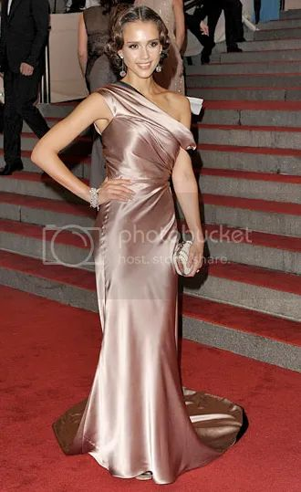jessica alba, met gala 2010