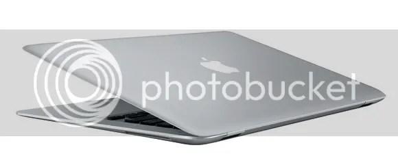 The MacBook Air, Pretty isn't it!!