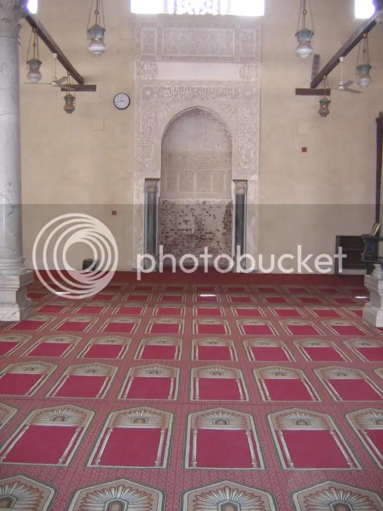 mihrab-masjid Amr