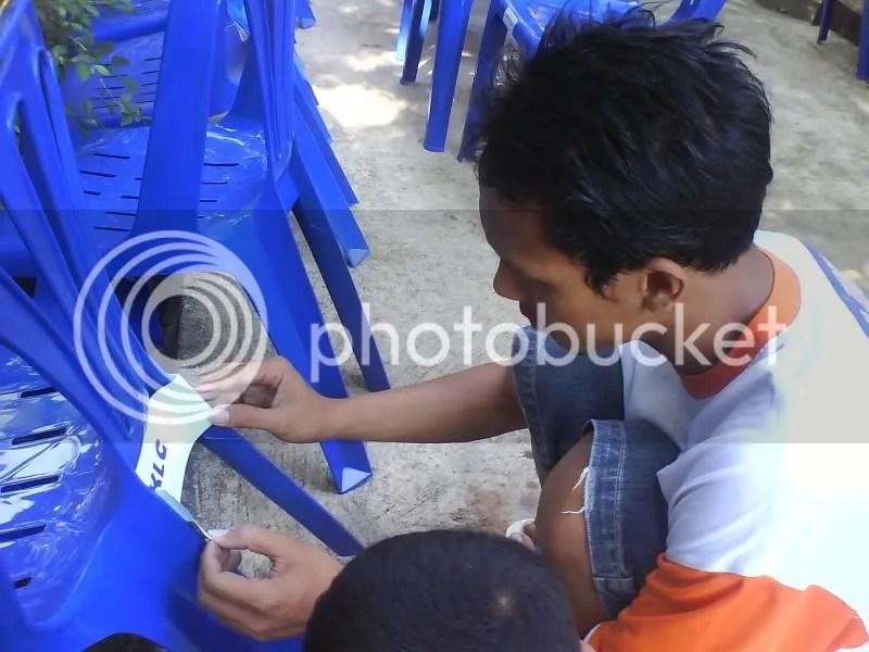 Perawatan inventaris Pemuda