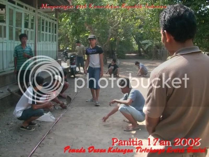 Para Pemuda dan Pemudi