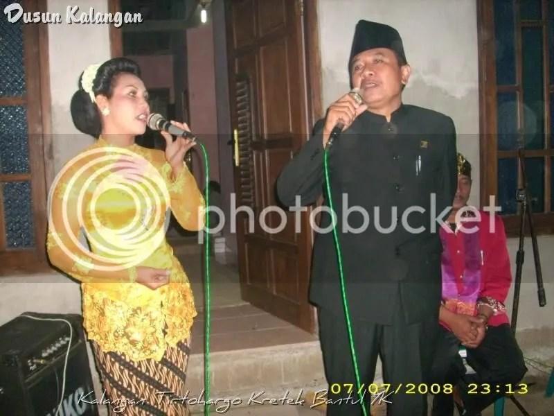 Bpk HM Suparman Menyumbangkan Sebuag lagu