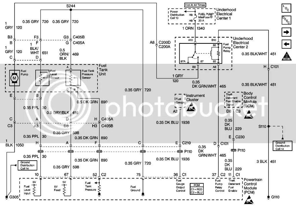 schematics and diagrams fuel pump not running