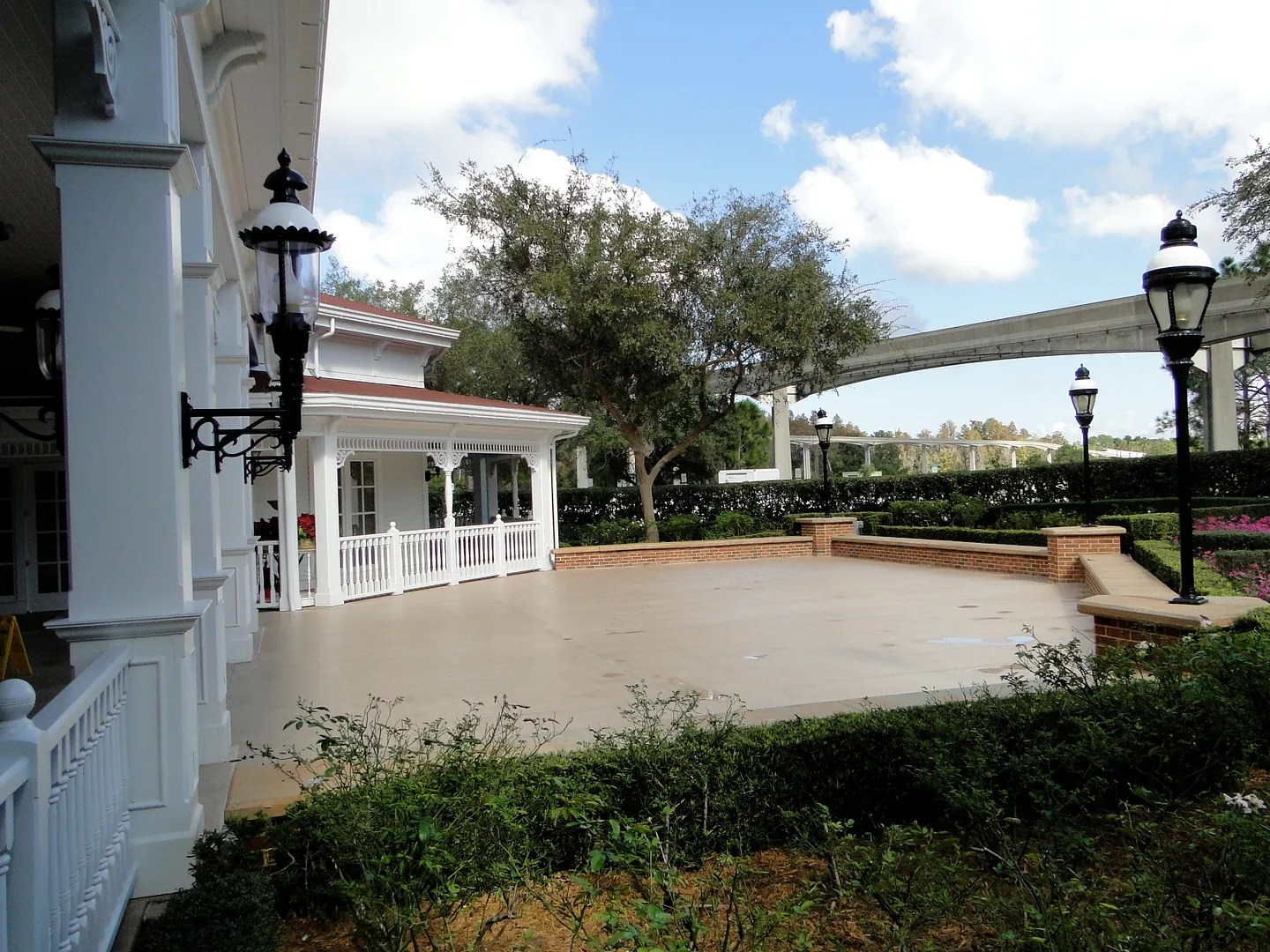 Whitehall Room Amp Patio Grand Floridian Disney Travel Babble