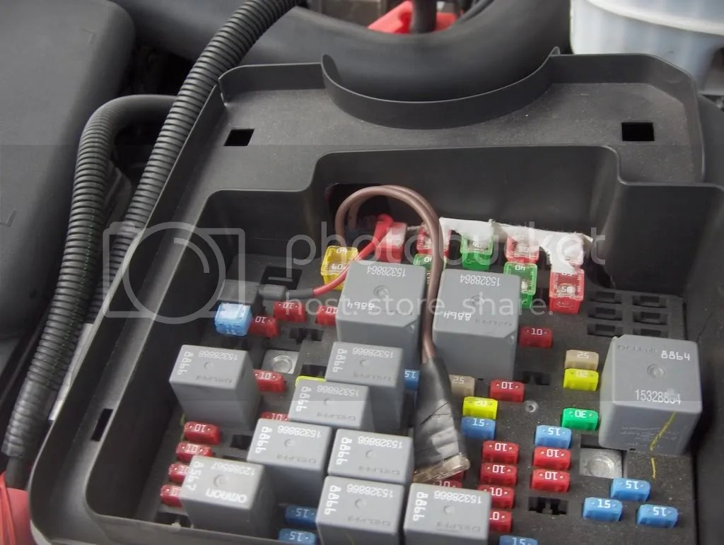 Gmc Envoy Wire Diagram Which Fuse Chevy And Gmc Duramax Diesel Forum